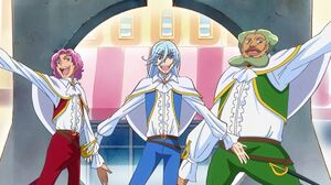 Happy Trio the Minor Haru no Carnival