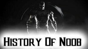 History Of Noob Saibot Mortal Kombat X