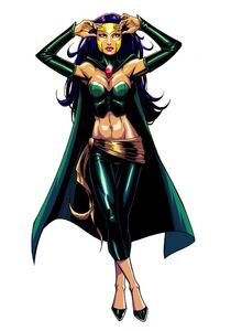 June Moone the Enchantress