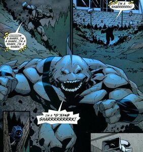 King Shark Ssecret Six 35