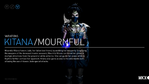 Kitana's Mournful Variation
