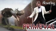 Primeval Series 3 - Episode 6 - Terror Bird vs Danny Quinn Car Chase (2009)