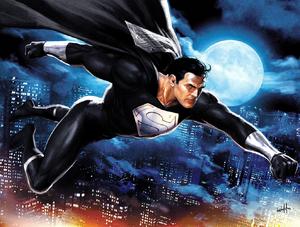 Superboy-Prime-Flying