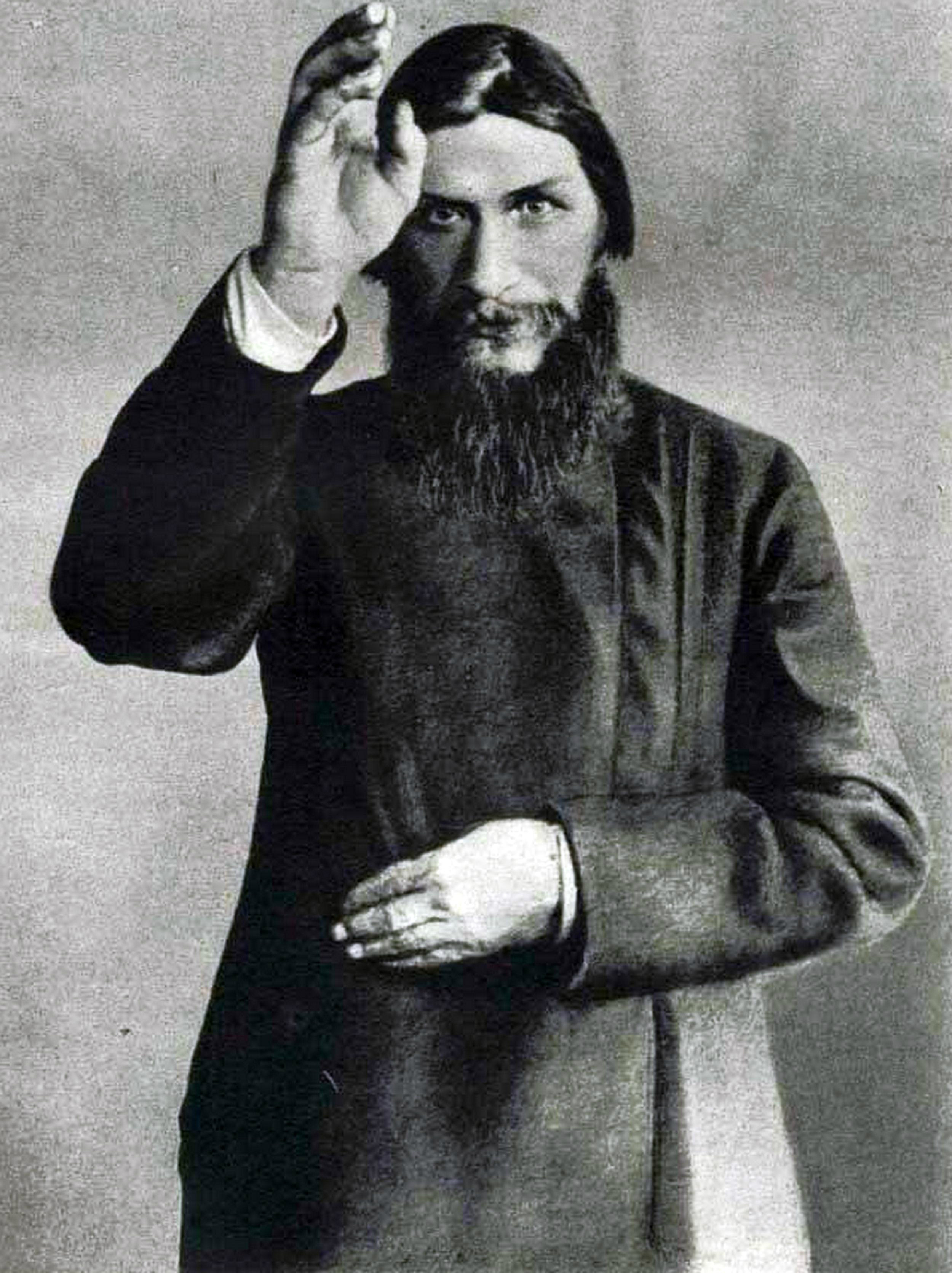 Rasputin | Villains Wiki | Fandom