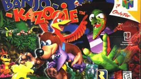 Banjo-Kazooie - Gruntilda's Lair Medley - All in one!