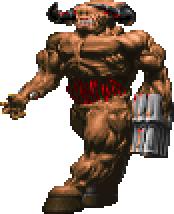 Cyberdemon Doom 1993