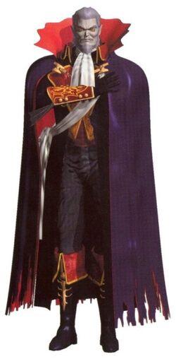 Faux Dracula