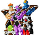 Ginyu Forces