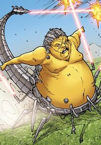 Mojo (Mojoverse) from X-Men Black - Mojo Vol 1 1 002