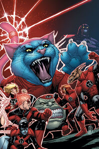 Red Lanterns Vol 1 30 Textless