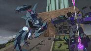 Steeljaw vs. Megatronus