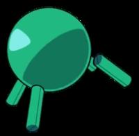 TransparentHandRobonoid