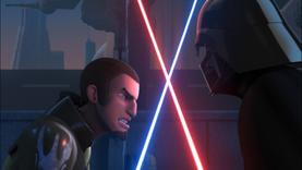 Vader face-off