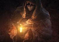Witch of Izalith Dark Souls
