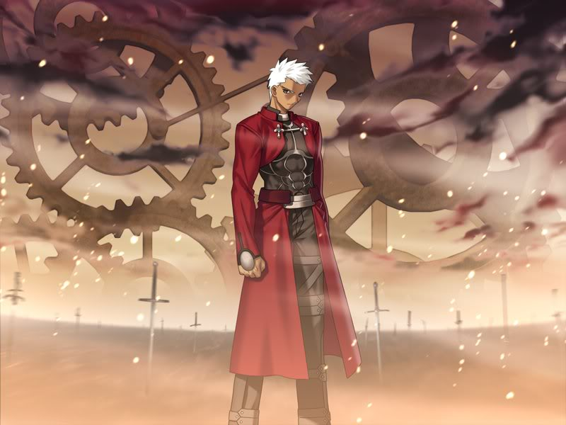 Archer Unlimited Blade Works Villains Wiki Fandom