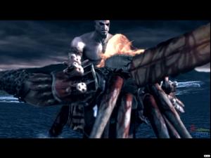 Ares' (God of War) Death