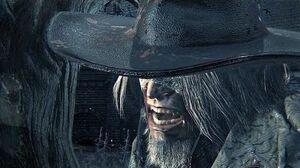 Bloodborne Father Gascoigne Boss Fight (1080p)