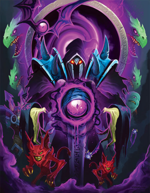 Chaos Lord Escherion