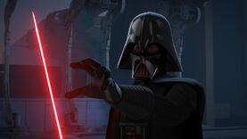 Darth Vader pulling
