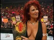 Evil Lita as Women's Champion