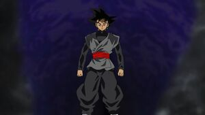 Goku-black-Arrives