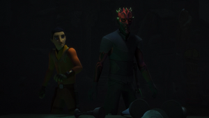 Maul encounters