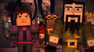 Minecraft Story Mode- Soren runs away