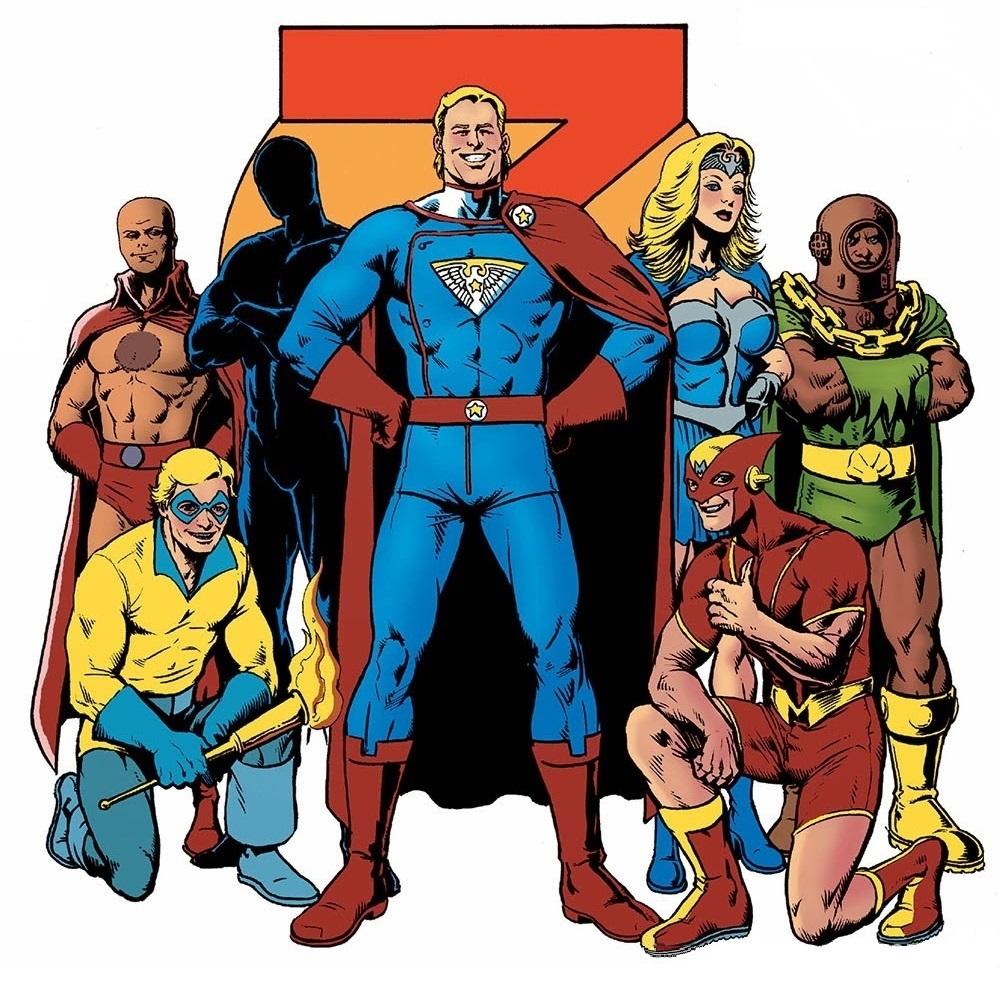 The Seven | Villains Wiki | Fandom
