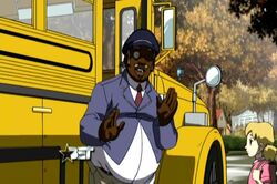 Uncle Ruckus the Bus Driver