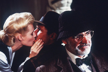 Image result for CONNERY IN INDIANA JONES AND THE LAST CRUSADE