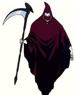 Jakoku the Grim Man