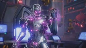 Marvel Vs Capcom Infinite - Thanos Meets Ultron Sigma Ultron Sigma Betrayal