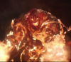 Molten Man Spider-Man far from home