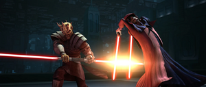 Savage vs Sidious