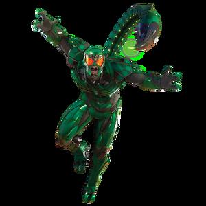 Scorpion from MSM render