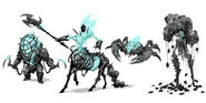 Shadow Isles Concept Art