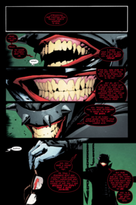 The Batman Who Laughs torture jim gordon