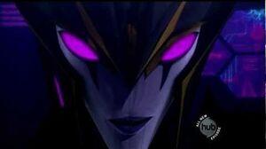 Transformers Prime - Airachnid v Soundwave