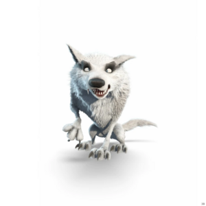 White Wolf (Niko 2 Little Brother Big Trouble) (3)