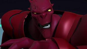 Atrocitus Green Lantern The Animated Series 06