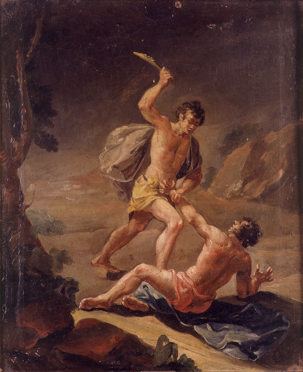 What Cain killed Abel 71