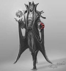 Concept Art for Vladimir