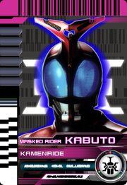 Kamen Ride Kabuto