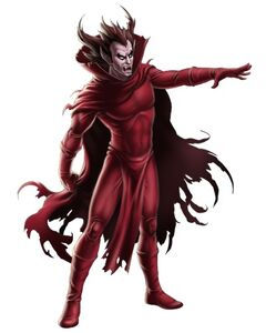 Lord Mephisto the Devil