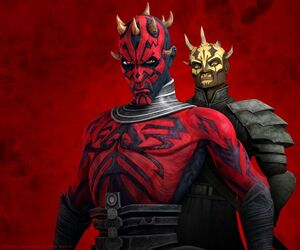 Maul And Savage
