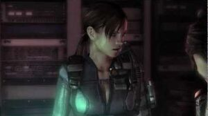 Resident Evil Revelations Official Morgan Lansdale Trailer