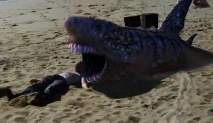 Sand sharks villains wiki fandom powered by wikia sand sharks publicscrutiny Image collections