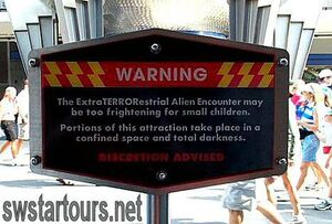 Ae warning sign retouch