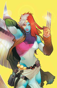 Astonishing X-Men Vol 4 2 Character Variant Textless