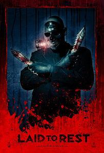 Chrome Skull laid to rest poster41